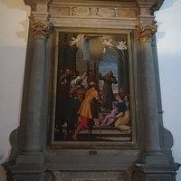 Chiesa di Santa Croce in Fossabanda, Piazza Santa Croce, Пиза, июль.