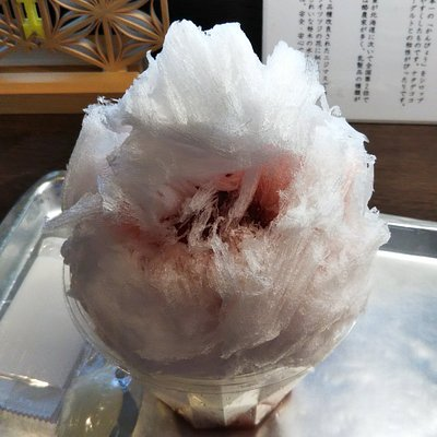 日光天然氷かき氷☆