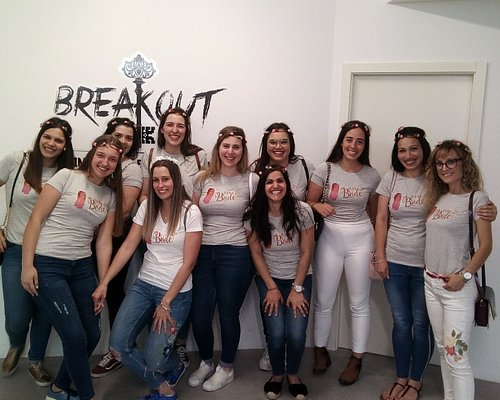 Breakout Guimarães Escape Game  www.breakout.pt