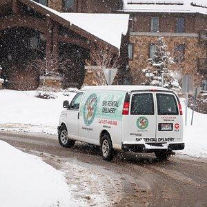Ski Butlers Ski Rental Delivery