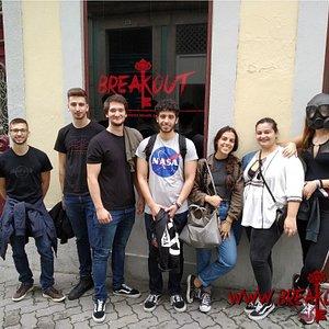 Breakout Porto Escape Game  www.breakout.pt