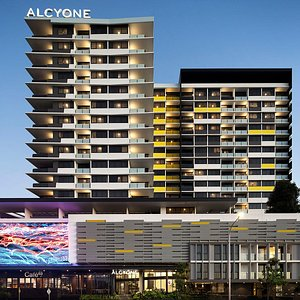 Hero Shop - Alcyone Hotel Residences Front