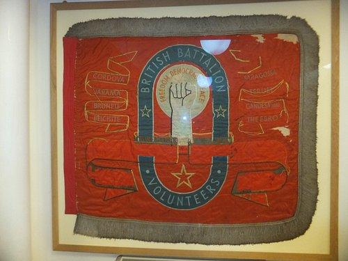 Marx Memorial Library and Workers' School British Battalion Spanish Civil War