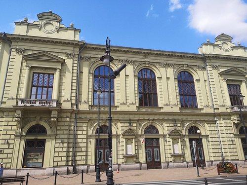 Fasada Teatru
