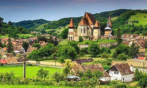 From Sighisoara - Saxon Villages of Biertan and Malancrav