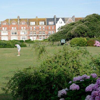 Grosvenor Gardens: