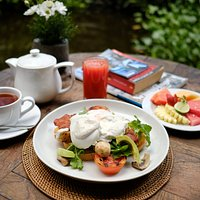 Breakfast at Sri Ratih Cafe & Jewelry