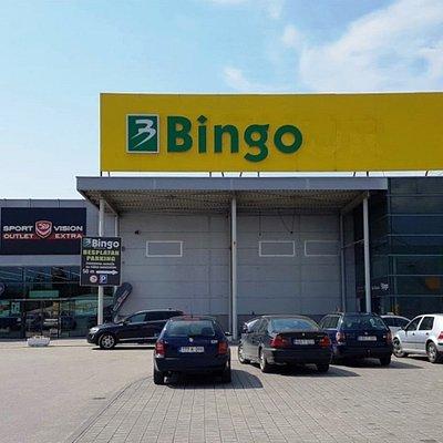 Bingo Stup - entrance
