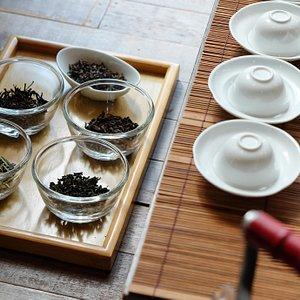 Explore the various categories of tea