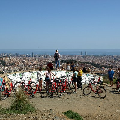 Beautiful Day from Carretera de les Aigües Bike Tours