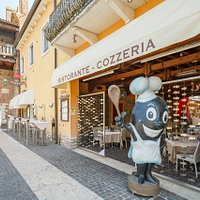 La cozzeria vista dalla strada