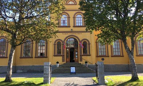 Bodø City museum, Prinsensgt 116 in the centre of Bodø.