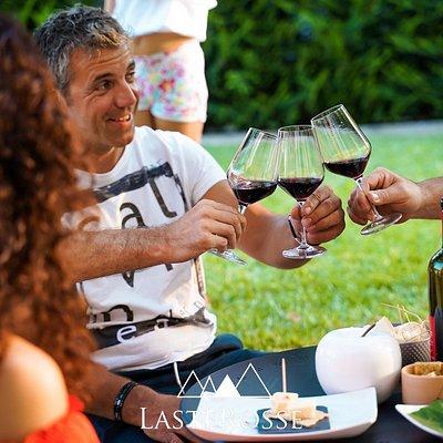 Wine experience LasteRosse