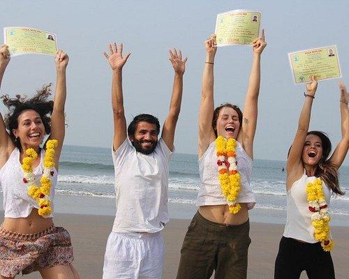 Yoga teacher training course in Arambol
