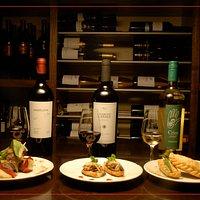 Degustacion de vino Ruta Virtual del Vino Argentino