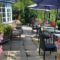 Sunshine or shade for a leisurely lunch or dinner on the terrace. Or maybe a beer, a G & T, a glass of wine and a snack.