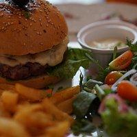 burger was phenomenal