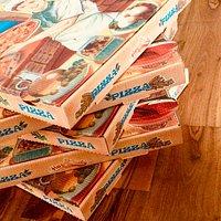 Pizza para llevar