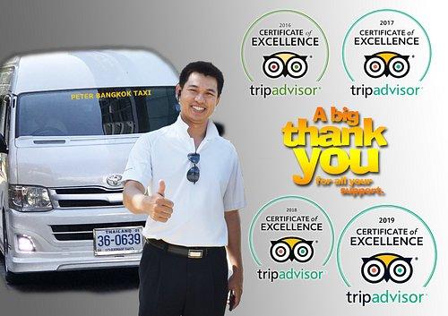 Peter Bangkok Taxi