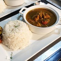 Our delightful Aromatic Chicken Curry