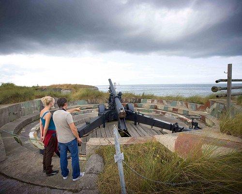 Atlantikwall - Battery Saltzwedel Neu