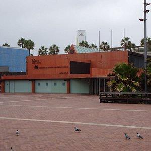 Auditorio y Palacio de Congresos.