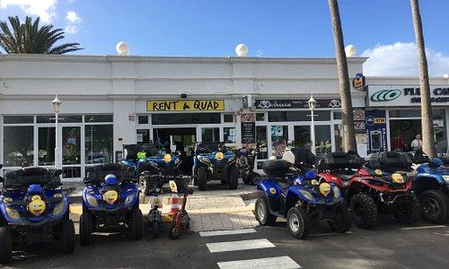 Our's shop!!!