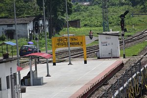Image of Mariani Railway Junction.Mariani is the major railway junction of Jorhat district. It serves Jorhat City, Mariani and its surrounding area as well. It is 18 km from Jorhat City.