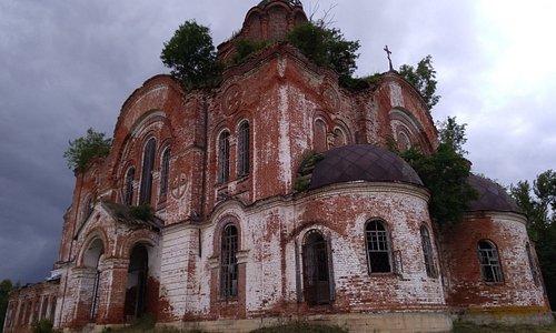 Кировская область, с.Кугушерга.