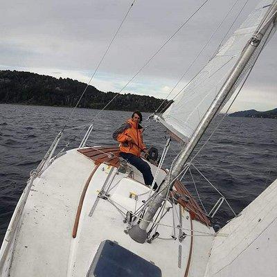 Navegando por el Nahuel Huapi, Bariloche