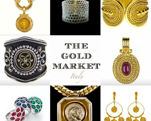 The best selection of 18k Gold jewellery. Made in Italy.