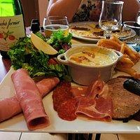 L'assiette Normande...un régal!