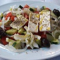 insalata alla greca