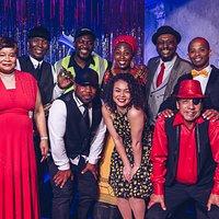 Kaapse Stories Cast
