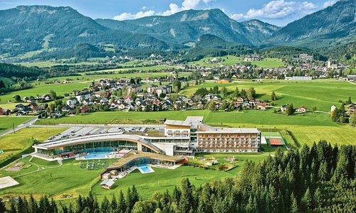 Der Aldiana Club Salzkammergut im steirischen Bad Mitterndorf