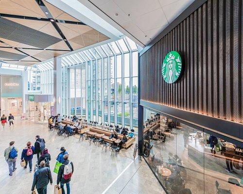 Starbucks in Alexandrium Shopping Center