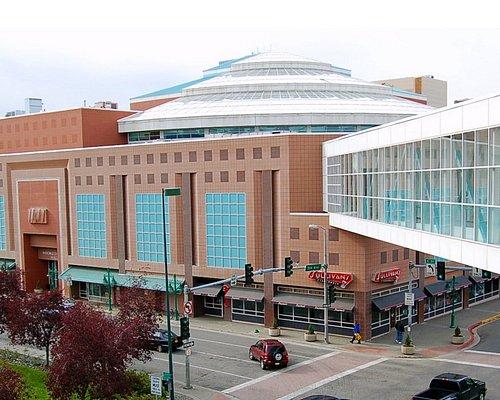 Anchorage 5th Avenue Mall