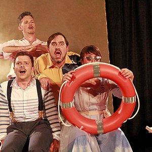 """""""Hisse et Oh !"""" Cabaret maritime"""