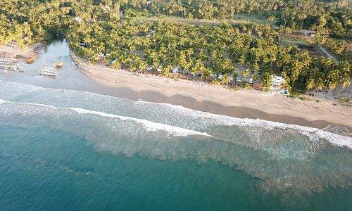 Boca beach camping