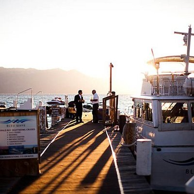 Cruise into the sunset with us!