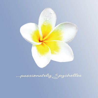 Creole Travel Services... passionately Seychelles!  Our icon, the white frangipani, has been the symbol of Creole for nearly 20 years.