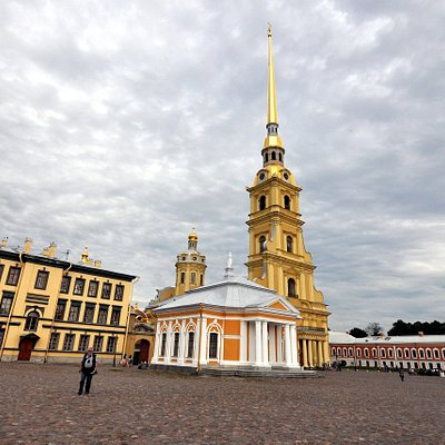 St.Petersburg.Peter and Paul Fortress.