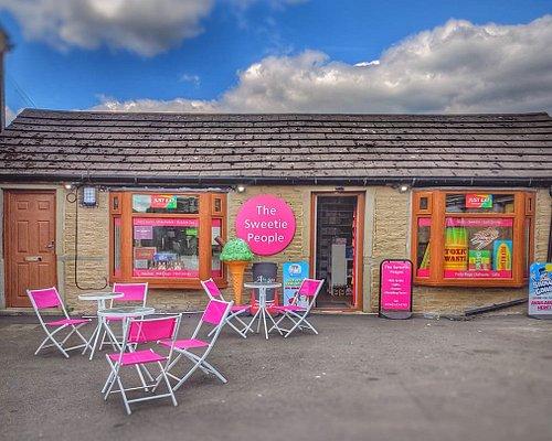 The Sweetie People. 6-38 Towngate, Wyke, Bradford, BD12 9NT