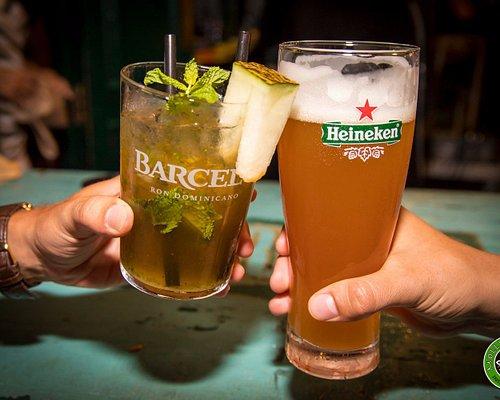 Cocktails y cervezas