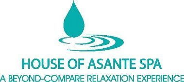 House of Asante Spa Polokwane. Our logo illustrates our approach to provide massages, facials, foot spas and a beyond-compare relaxation spa experience