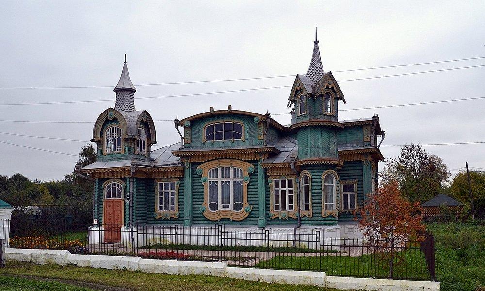 Дом судовладельца Михаила Шорина