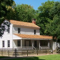 The oldest fully restored home in Beaumont, the John Jay French Museum.