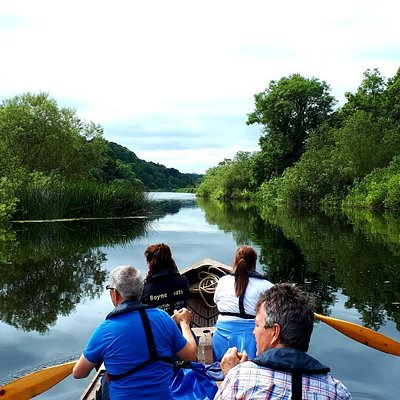 Check out our new Ireland's Ancient Boyne River Tour now available through the website at www boyneboats ie