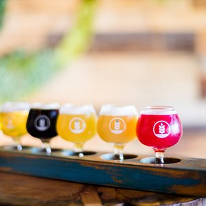 Create a custom flight with a wide variety of beers to select from :)