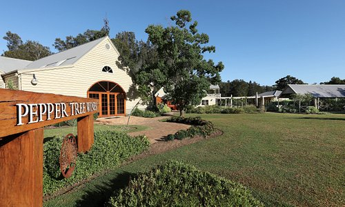 Pepper Tree Winery